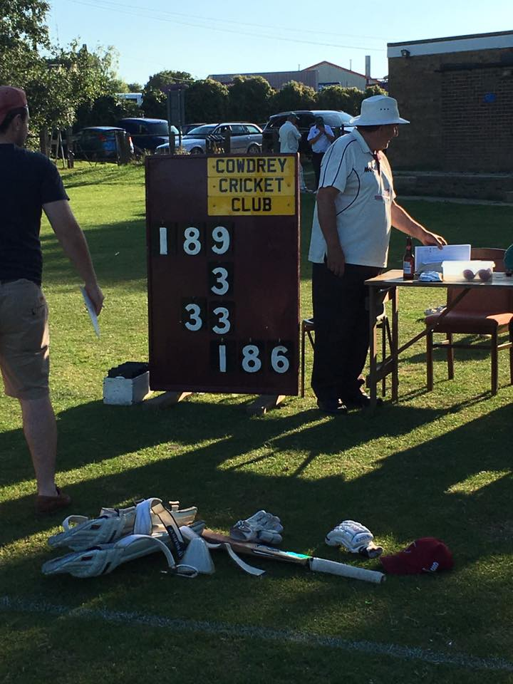 Winners - Cowdrey CC - The home of cricket in Tonbridge