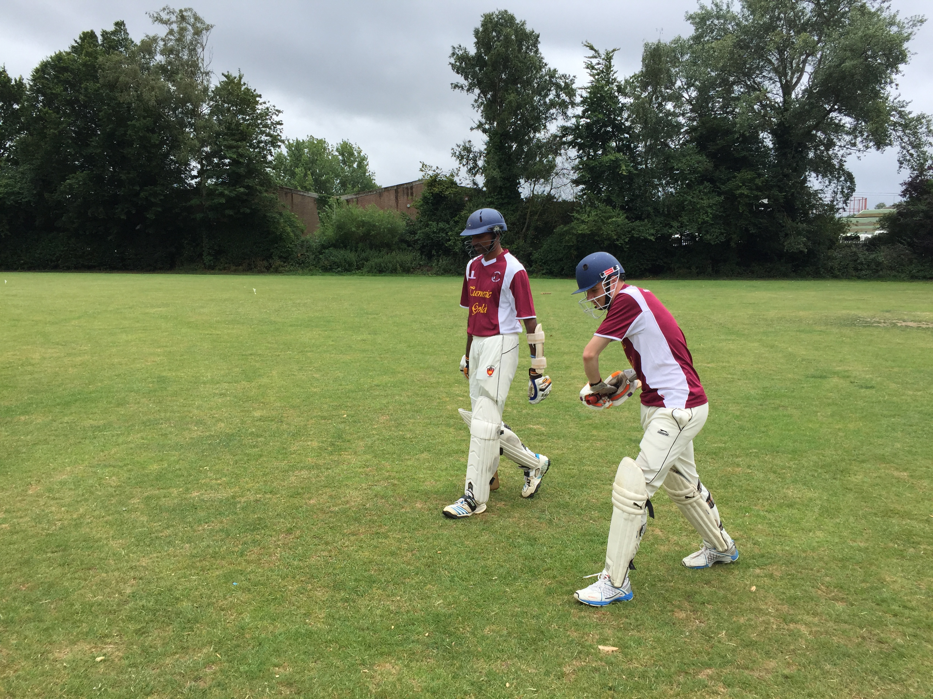 Partnership - Cowdrey CC - The home of cricket in Tonbridge