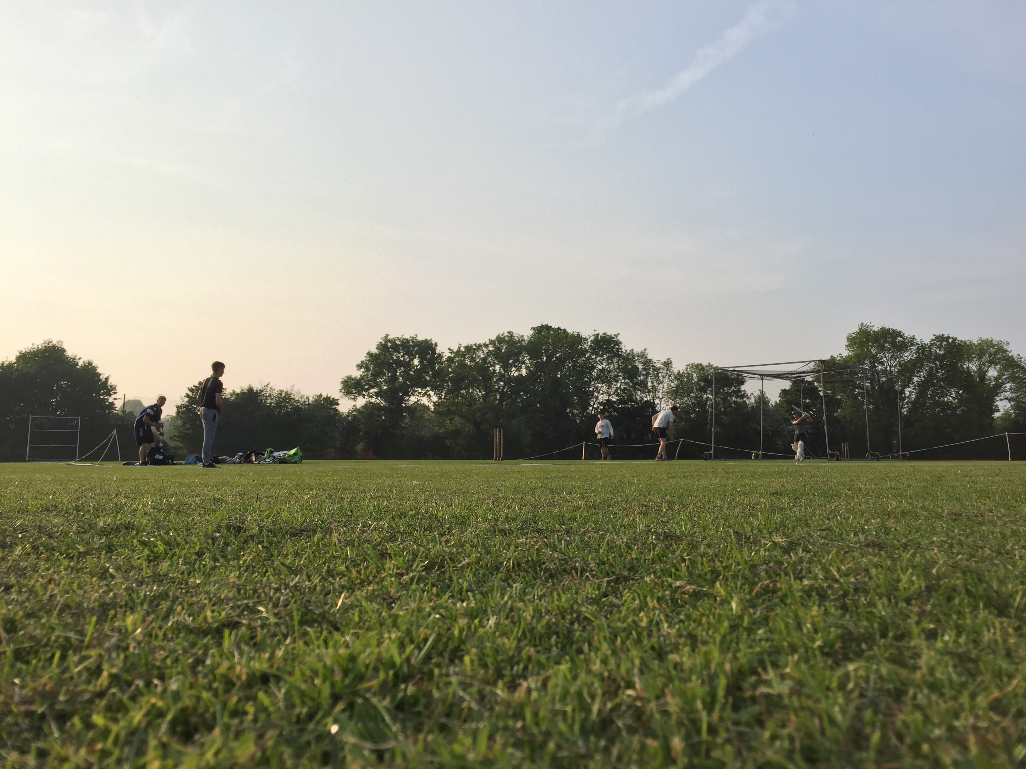 Summer nets - Cowdrey CC - The home of cricket in Tonbridge