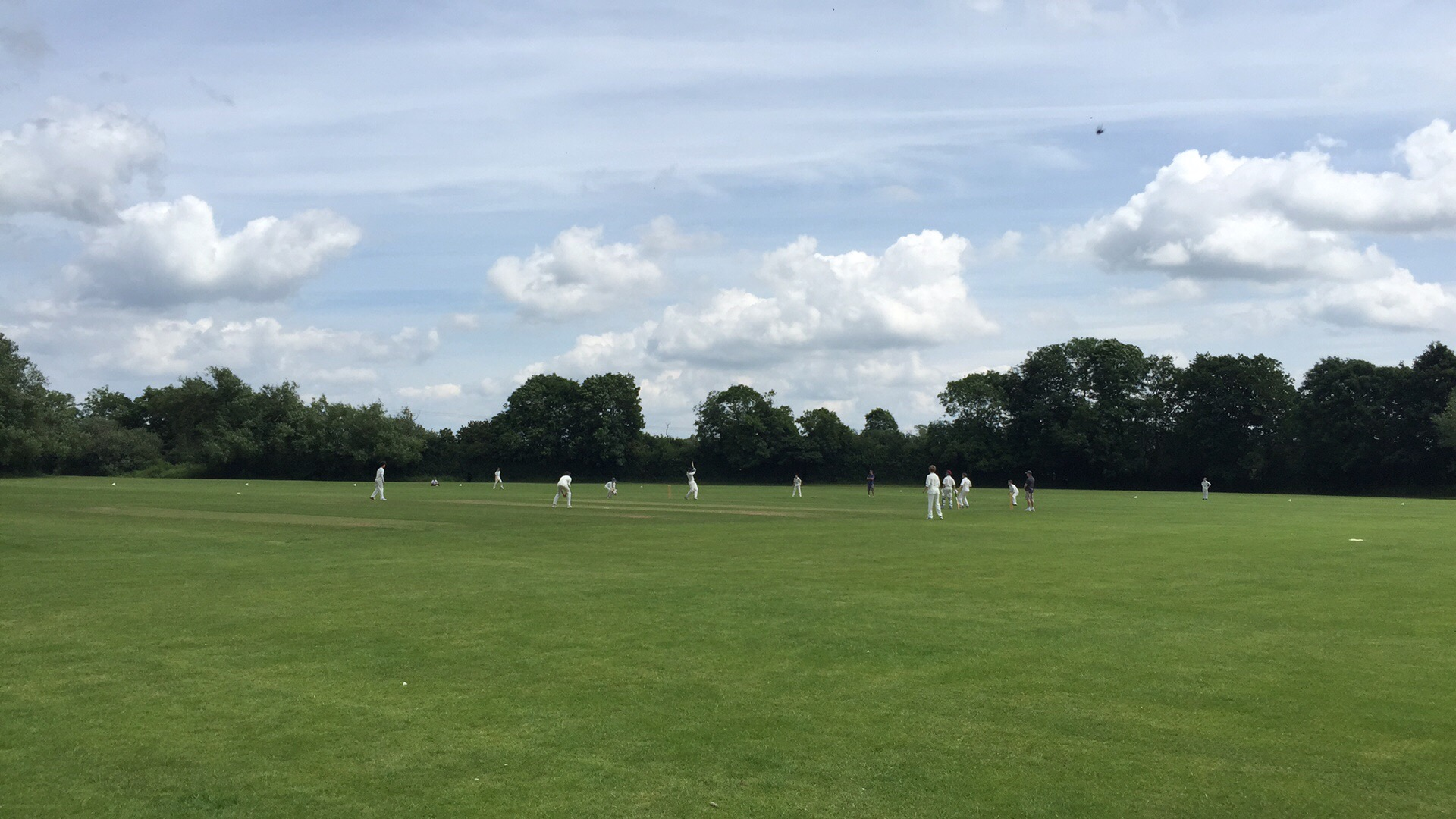 Big Swing - Cowdrey CC - The home of cricket in Tonbridge