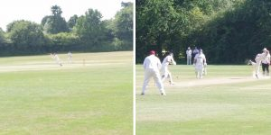 Cowdrey vs Tonbridge: Jack Southwart hit a classy century and Nick Farr destroyed the Tonbridge batting line-up to give Cowdrey a huge victory in the local derby